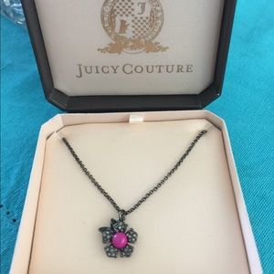 New Authentic juicy couture necklace